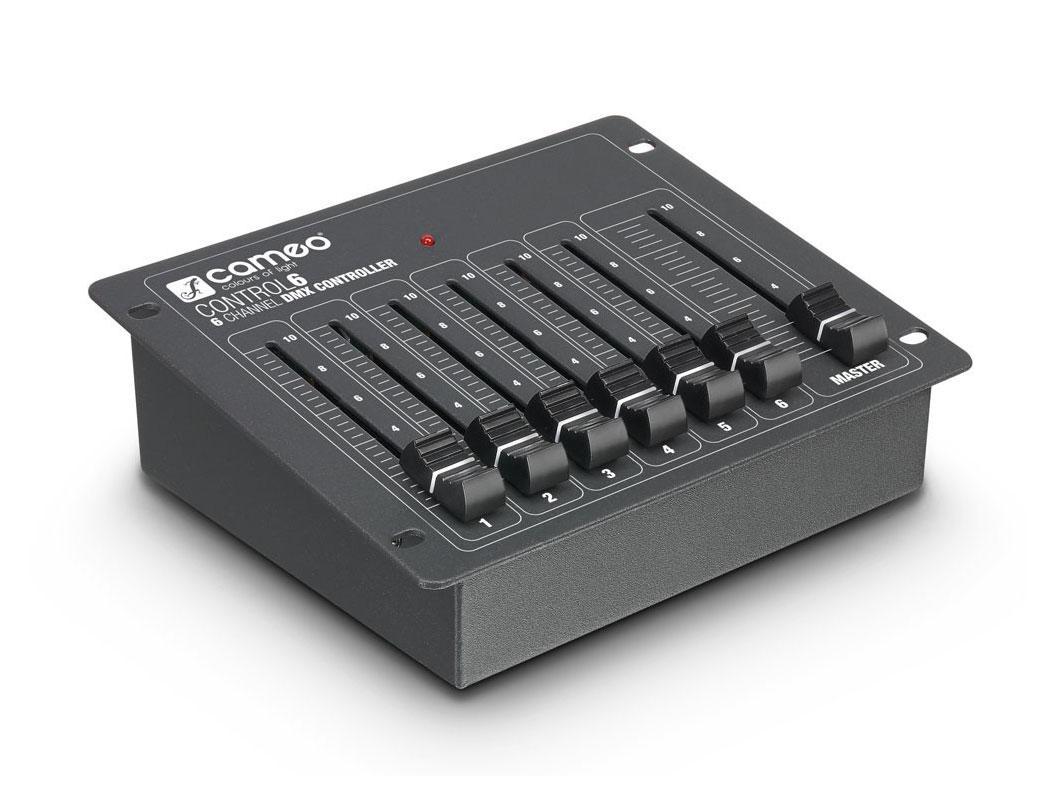 Lichtsteuerung - Cameo Control 6 - Onlineshop Musikhaus Kirstein