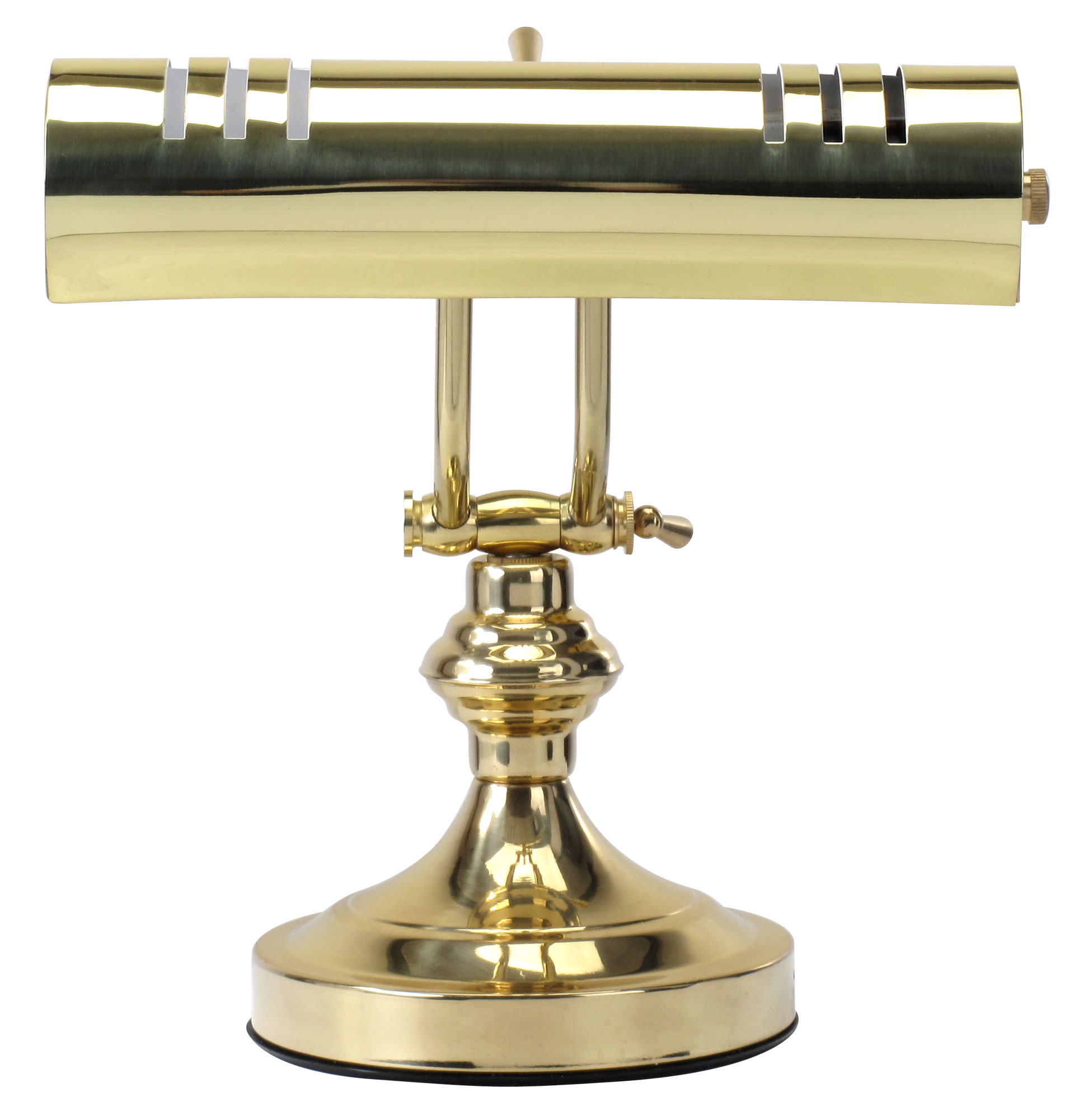 Classic Cantabile L3 A Piano Single Lamp Brass