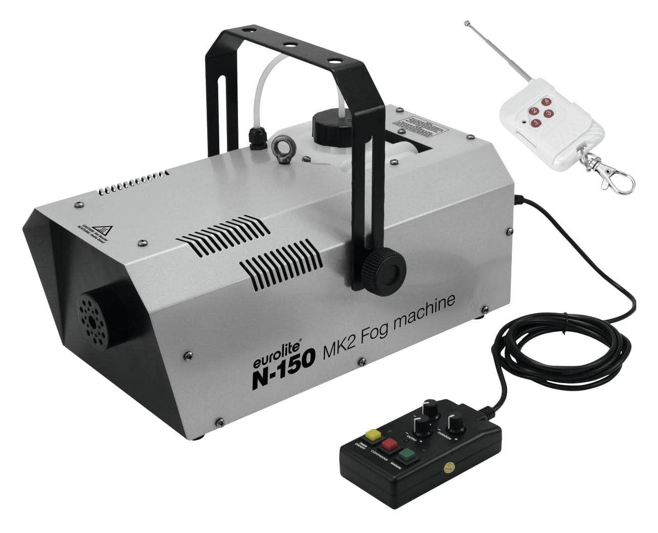 Nebeleffekte - Eurolite N 150 MK2 Nebelmaschine - Onlineshop Musikhaus Kirstein