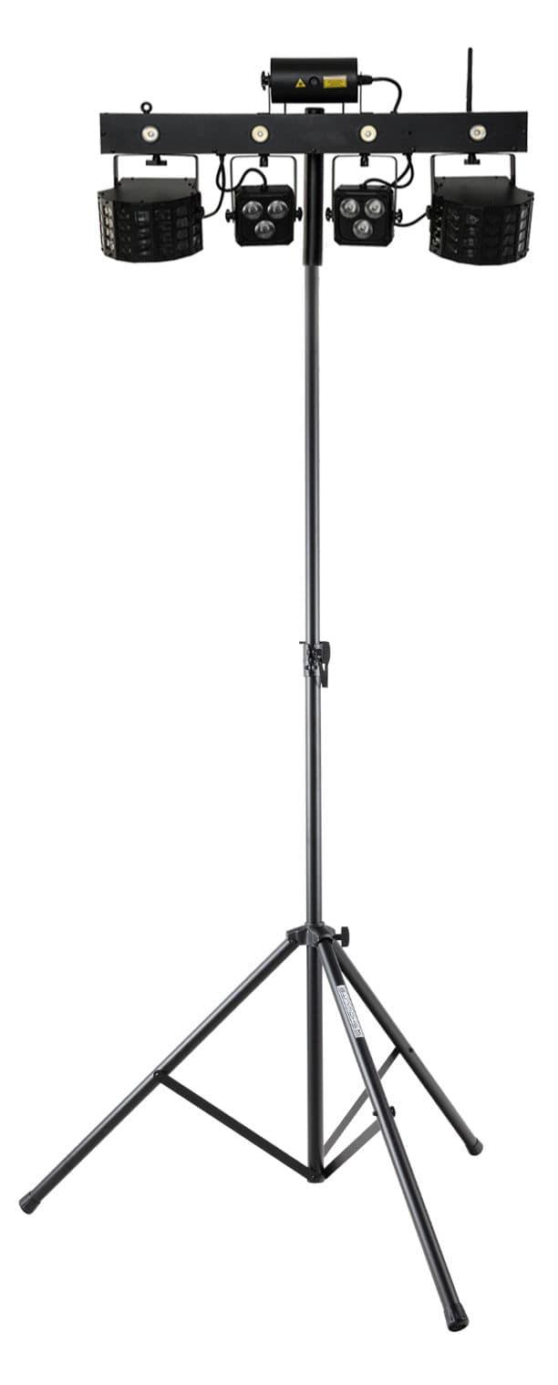 Involight MLS FX Laser LED Lichtanlage Set