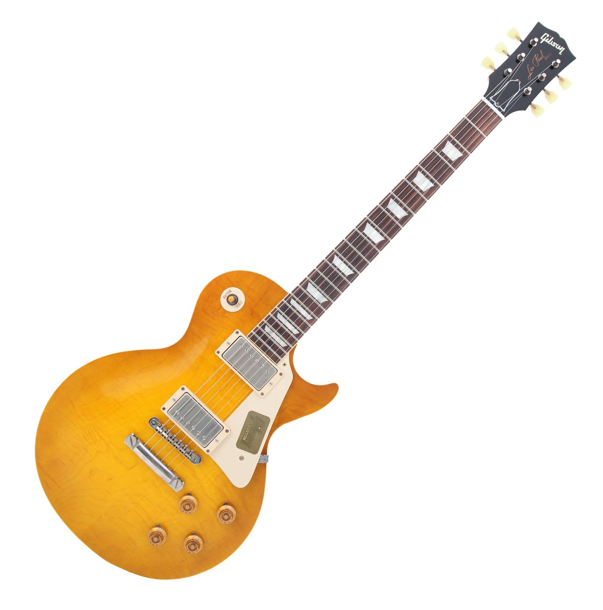 Gibson 1958 Les Paul Plaintop LB VOS