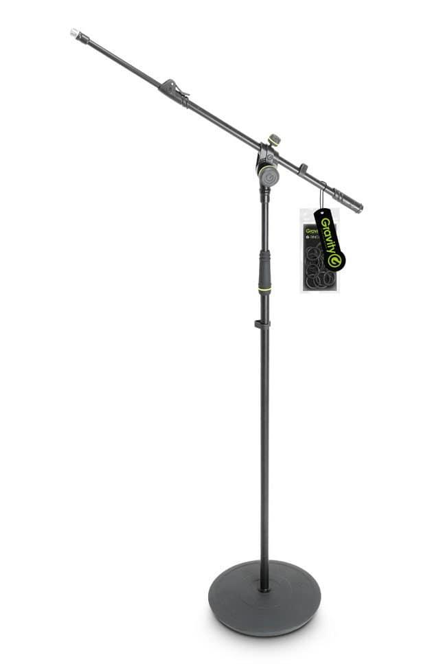 Studiozubehoer - Gravity MS 2322B Mikrofonständer - Onlineshop Musikhaus Kirstein