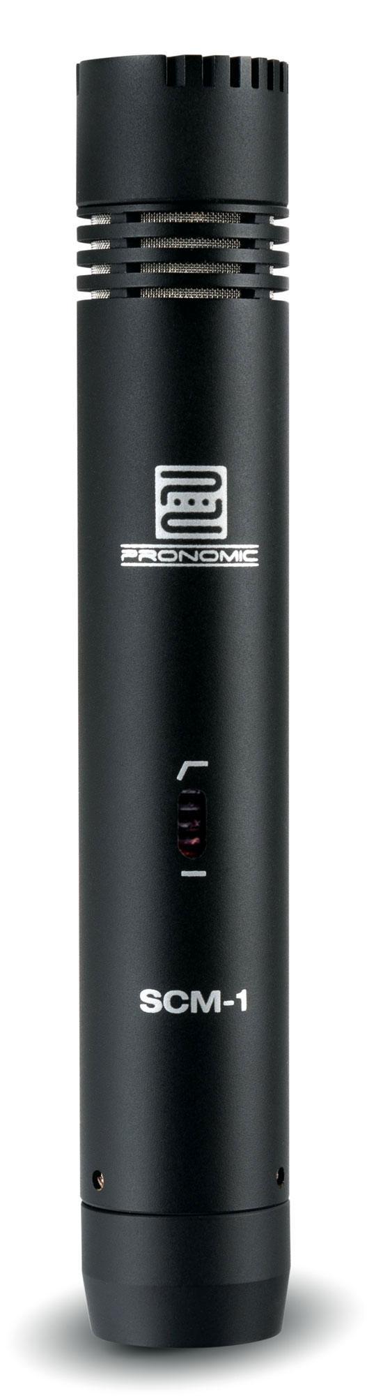 Pronomic SCM 1 Kleinmembranmikrofon schwarz