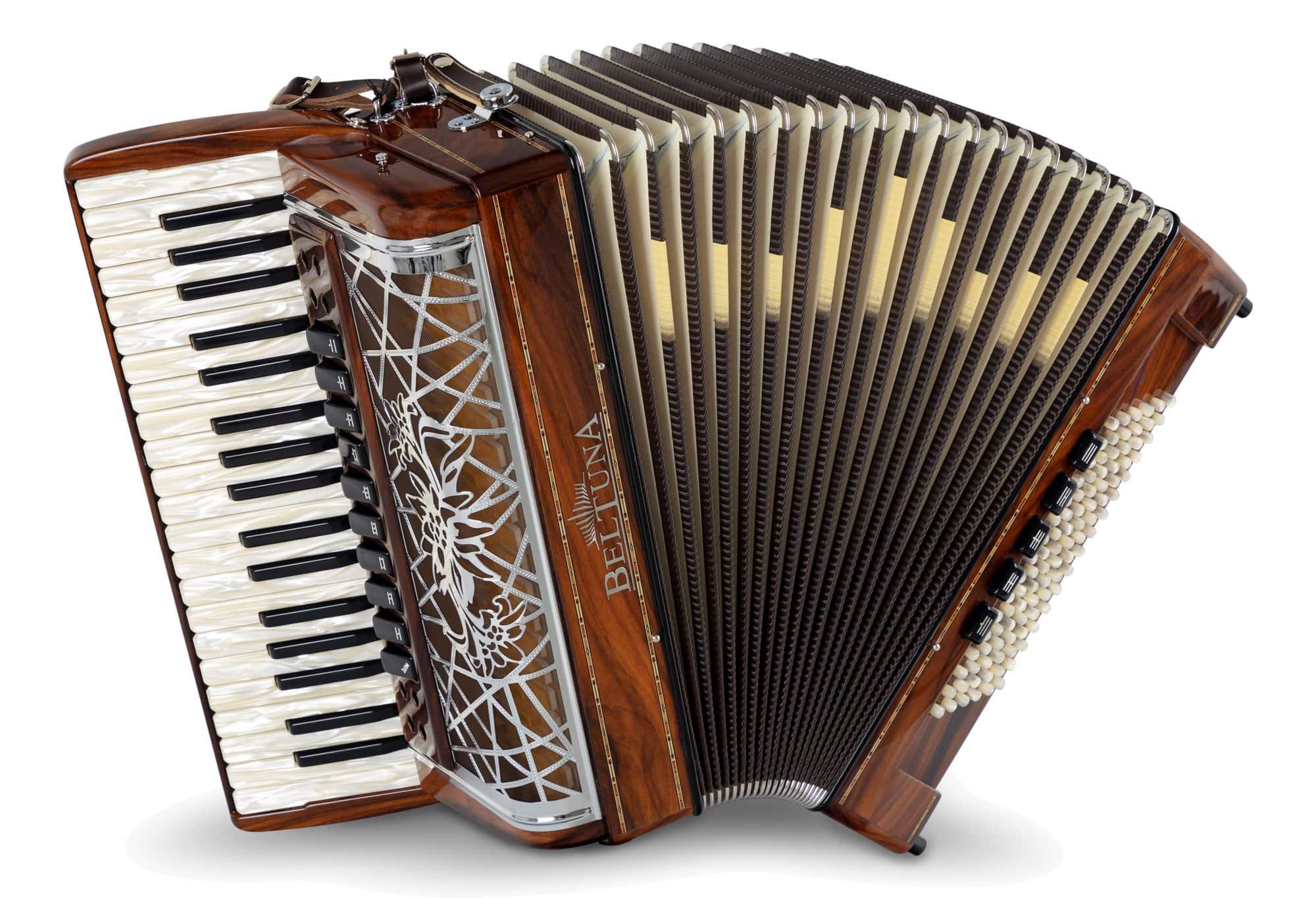 Akkordeons - Beltuna Alpstar IV 96 Helikon|Register Palisander - Onlineshop Musikhaus Kirstein
