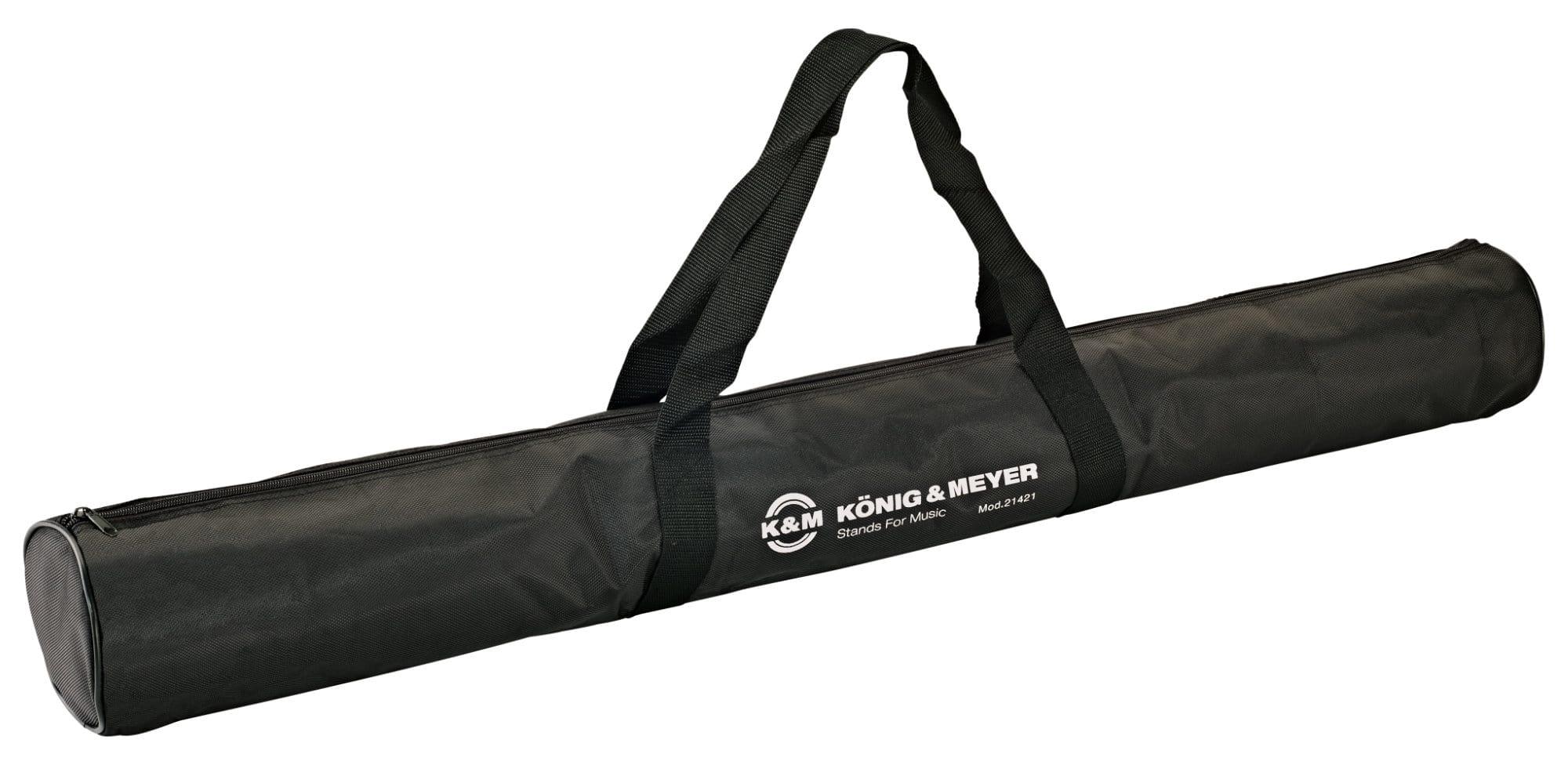 K M 21421 Tasche für 2 Mikrofonstative