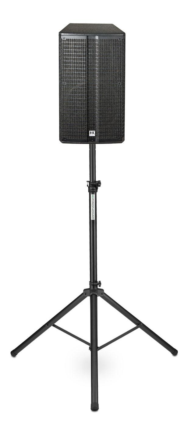 Paboxen - HK Audio Linear 5 112 FA Aktivbox Set inkl. Boxenstativ - Onlineshop Musikhaus Kirstein