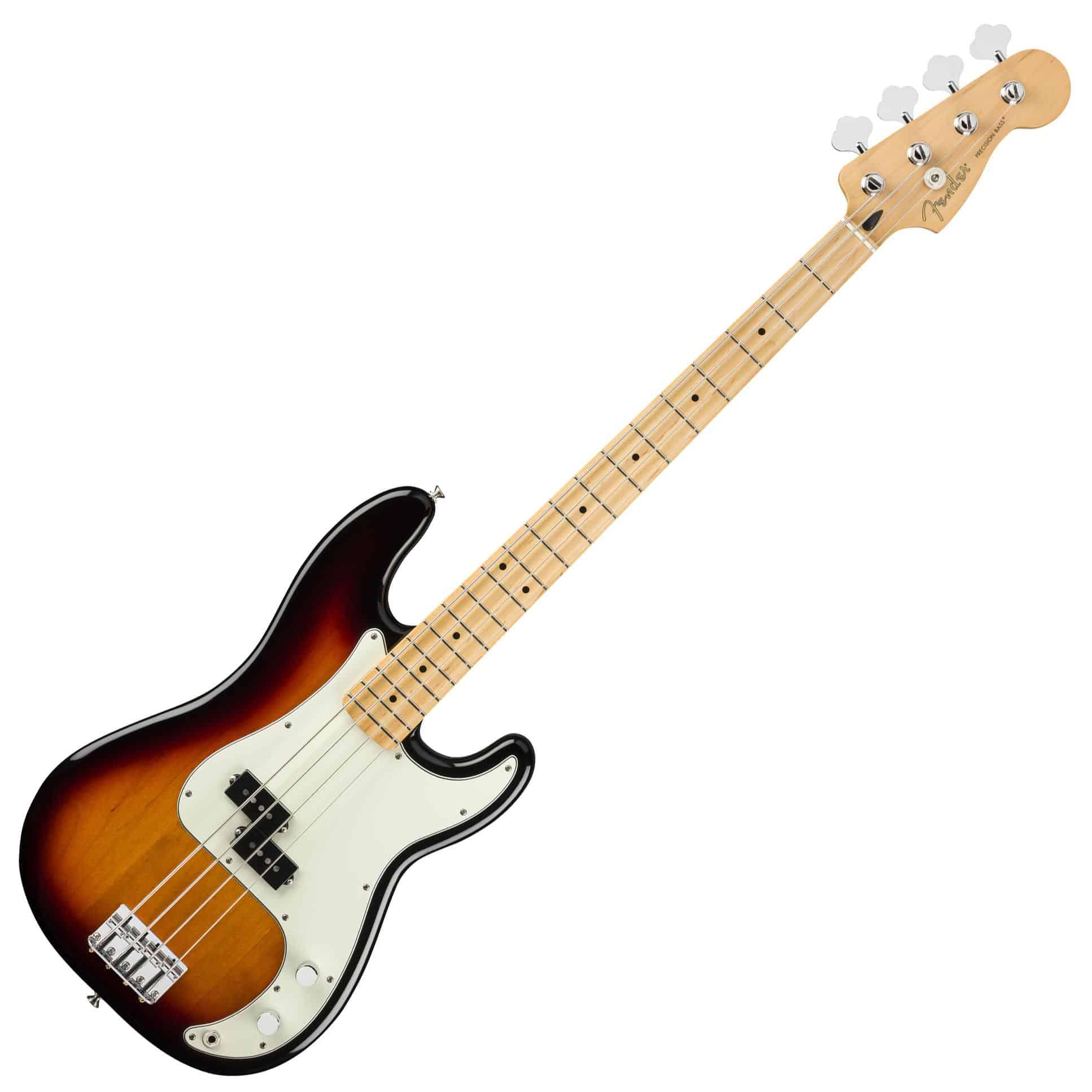 Fender Player Precision Bass MN 3CS