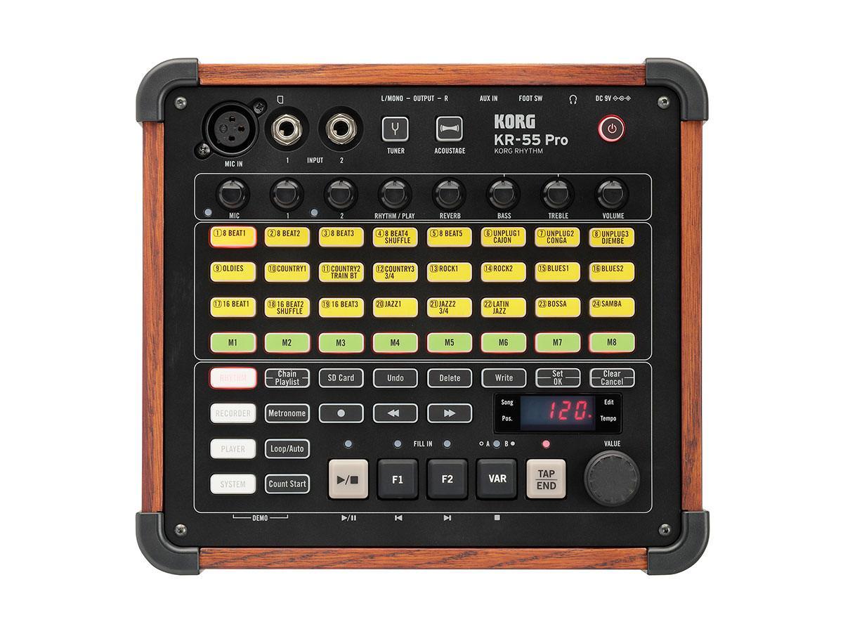 Korg KR 55 Pro Drum Computer