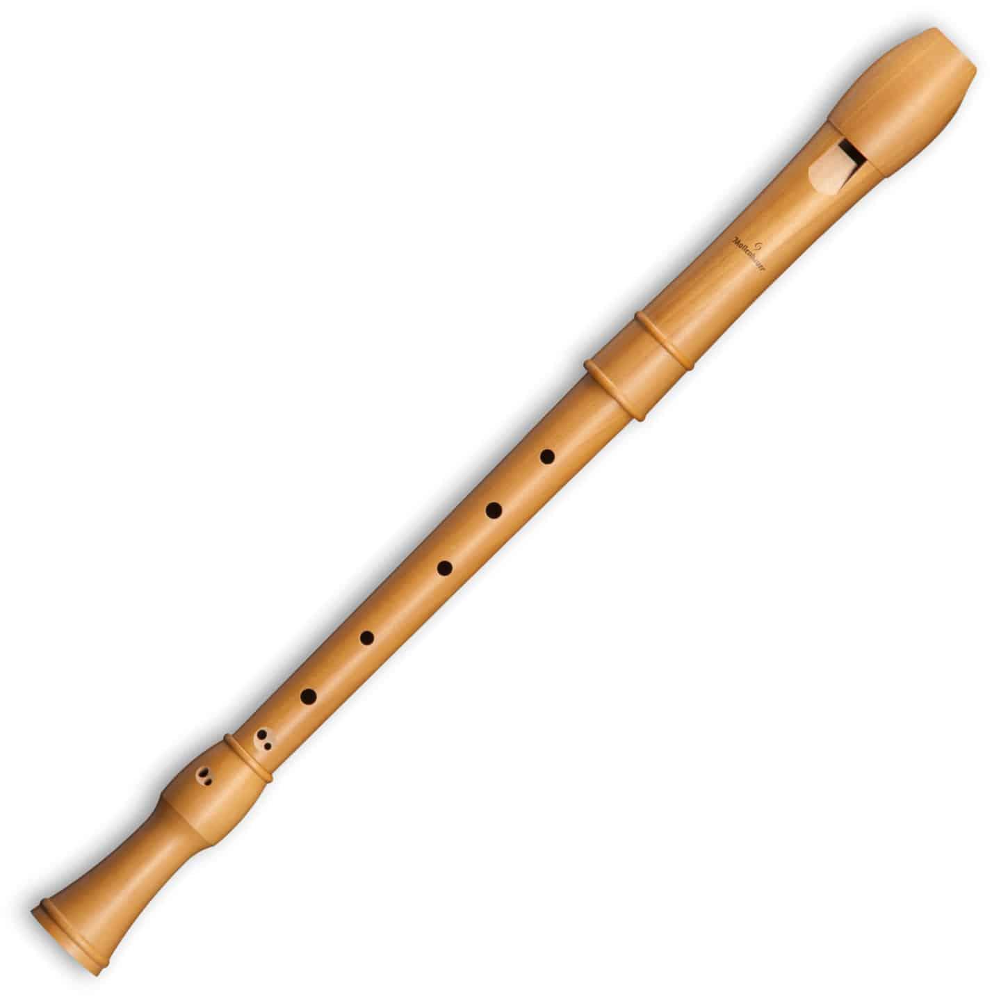 Sonstigeblasinstrumente - Mollenhauer Tenorblockflöte Canta Birnbaum ohne Klappe - Onlineshop Musikhaus Kirstein