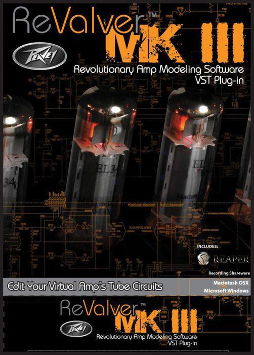 Скачать Peavey - Revalver Mark III.V v2.6.3 STANDALONE.VST *The Live Hos