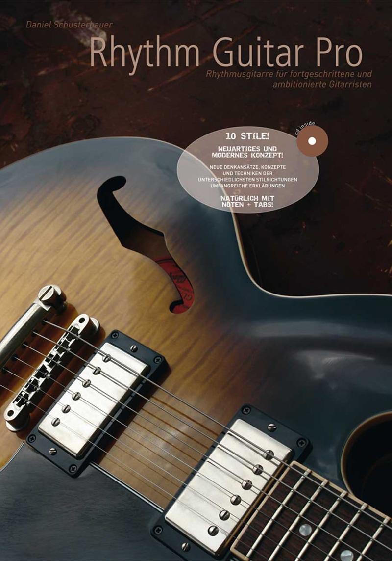 Gitarrelernen - Rhythm Guitar Pro CD - Onlineshop Musikhaus Kirstein