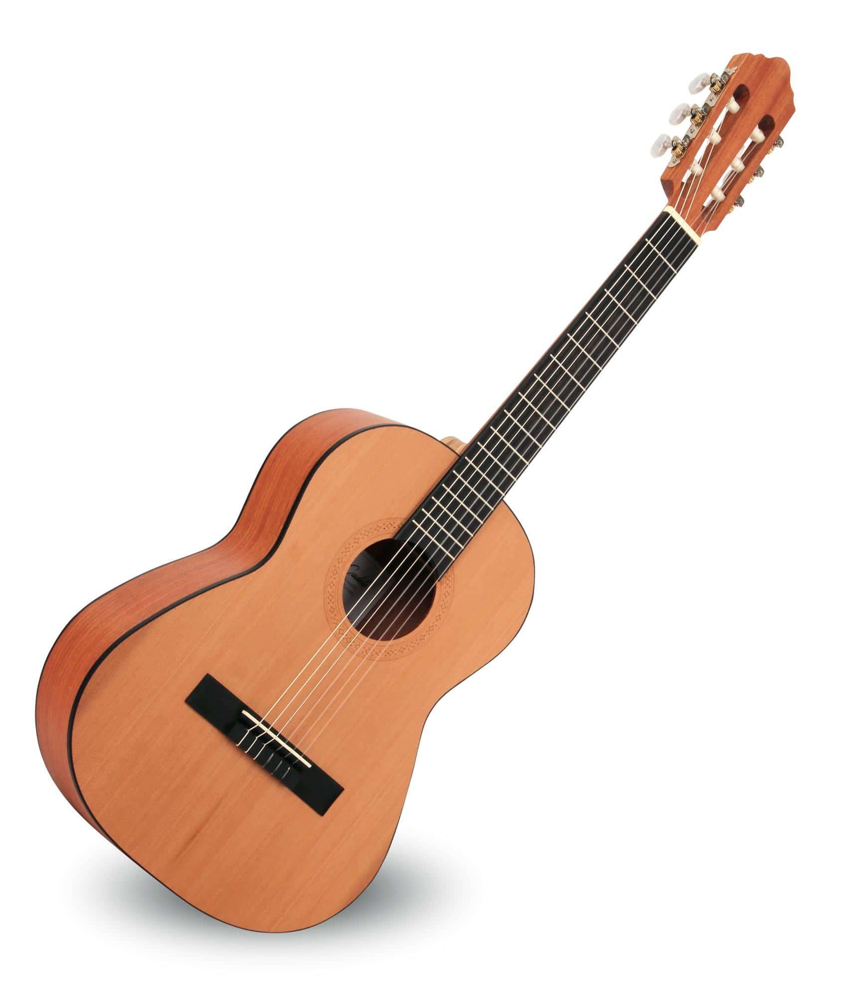 Calida Cadete Konzertgitarre 1|2 Zeder Matt Made in Portugal