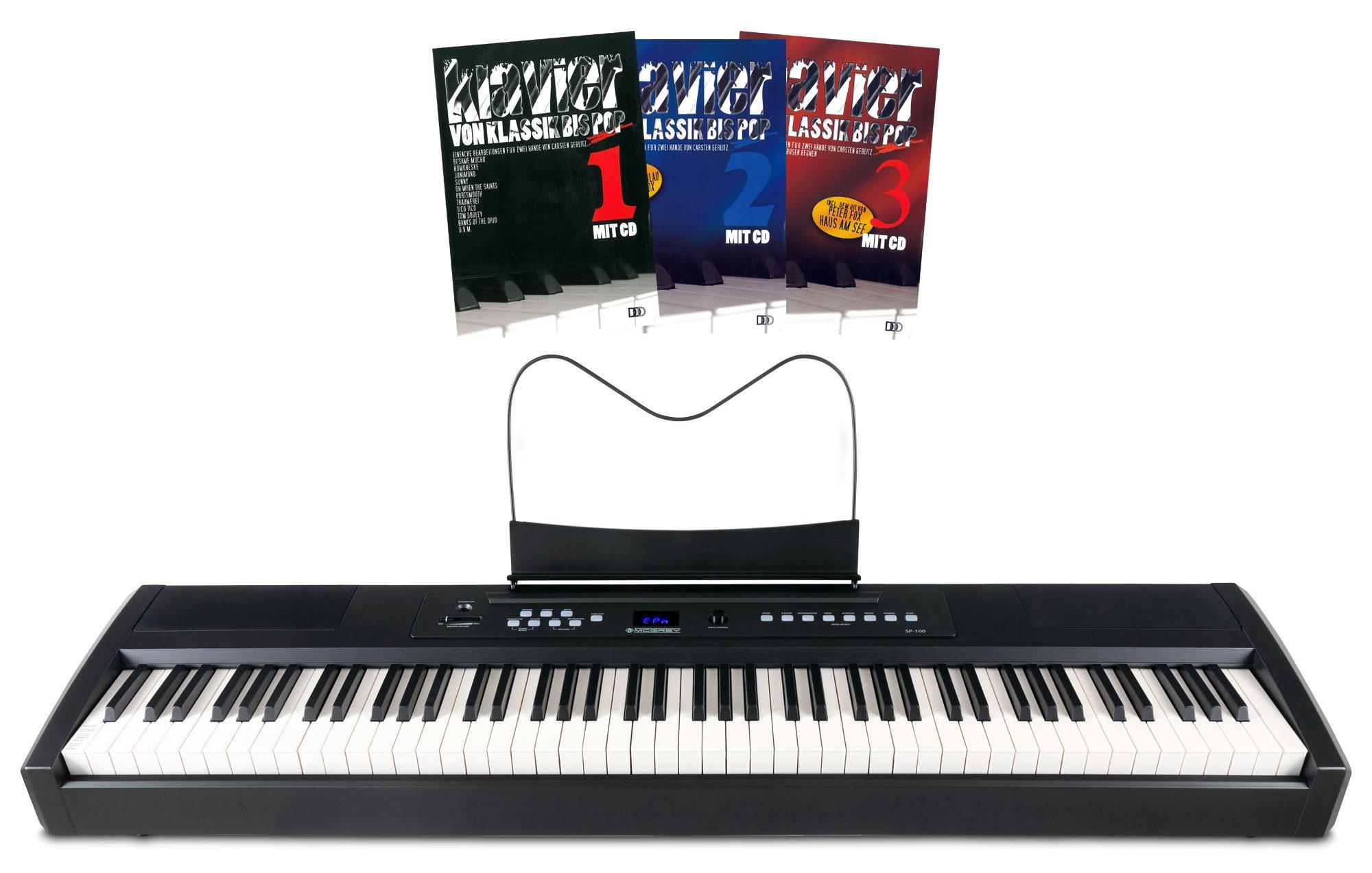 Fuerte stagepiano notas set set set con 88 teclas - & piano Partitura  clásico hasta pop  1-3  Las ventas en línea ahorran un 70%.