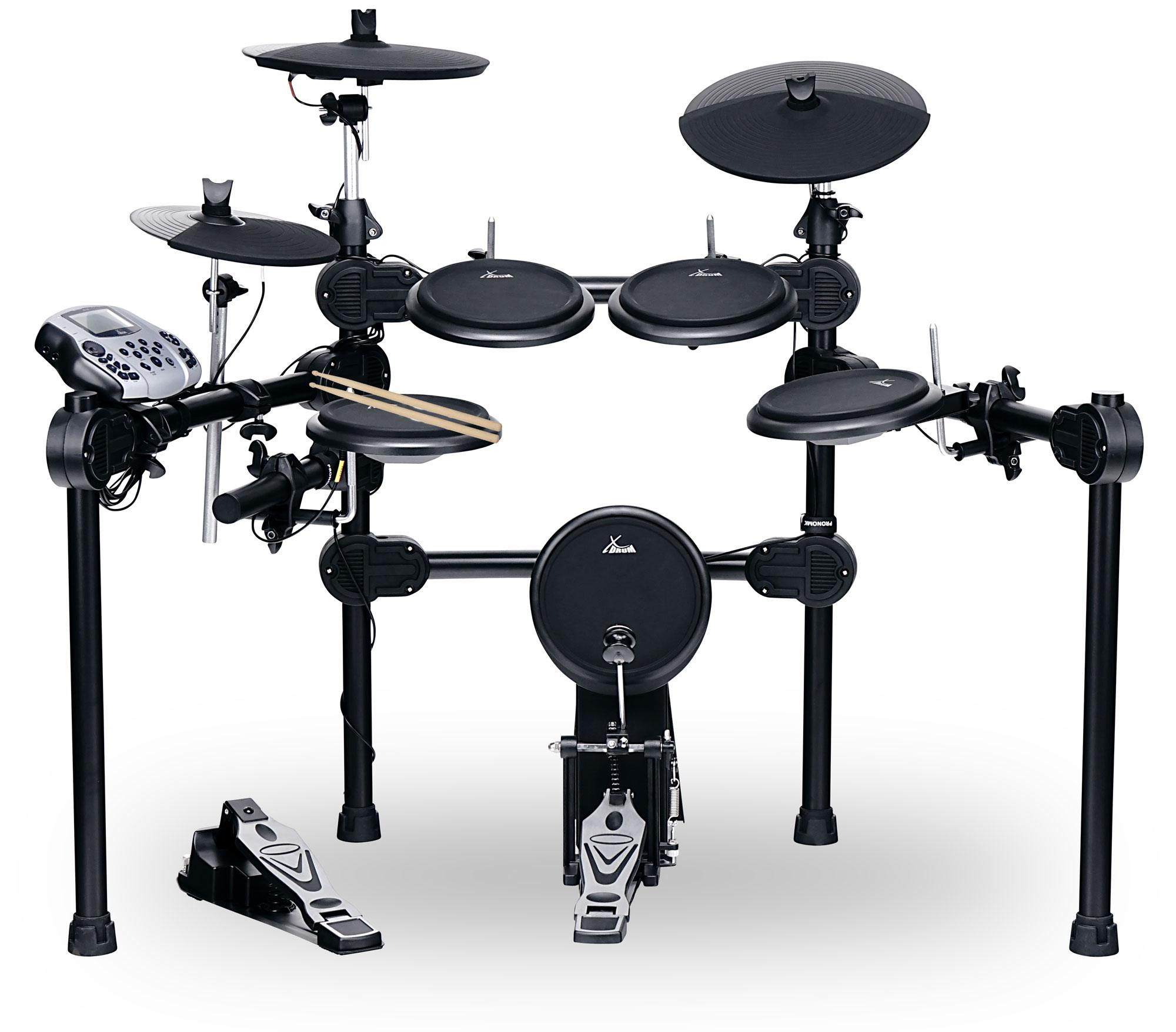 Xdrum Dd 520 Electronic Drum Kit
