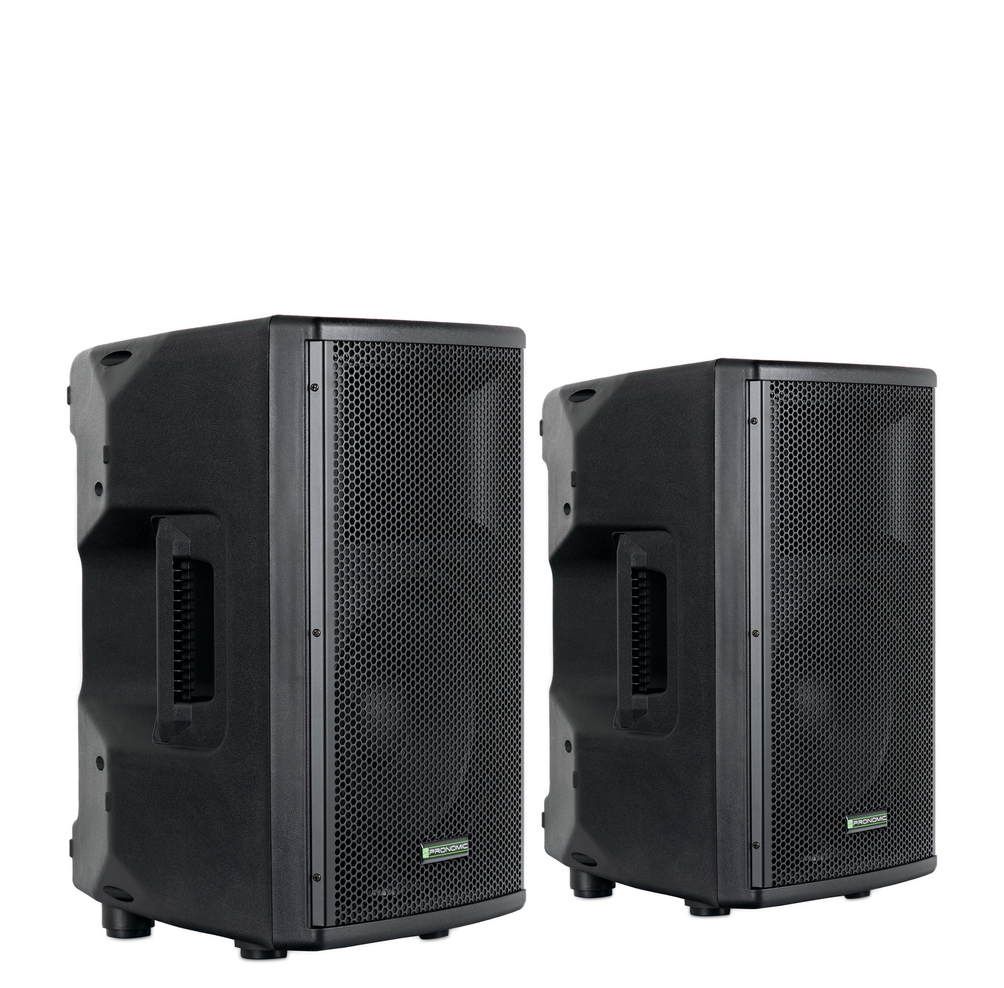 Paboxen - Pronomic E 210 MA 10' Aktivbox 500 Watt Stereo Set - Onlineshop Musikhaus Kirstein