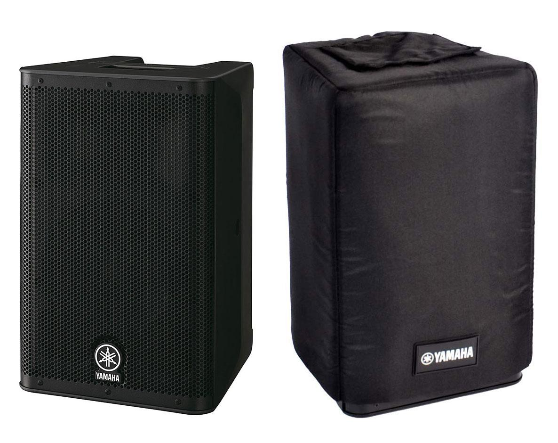 Yamaha DXR8 Aktivbox SET inkl. Schutzhülle