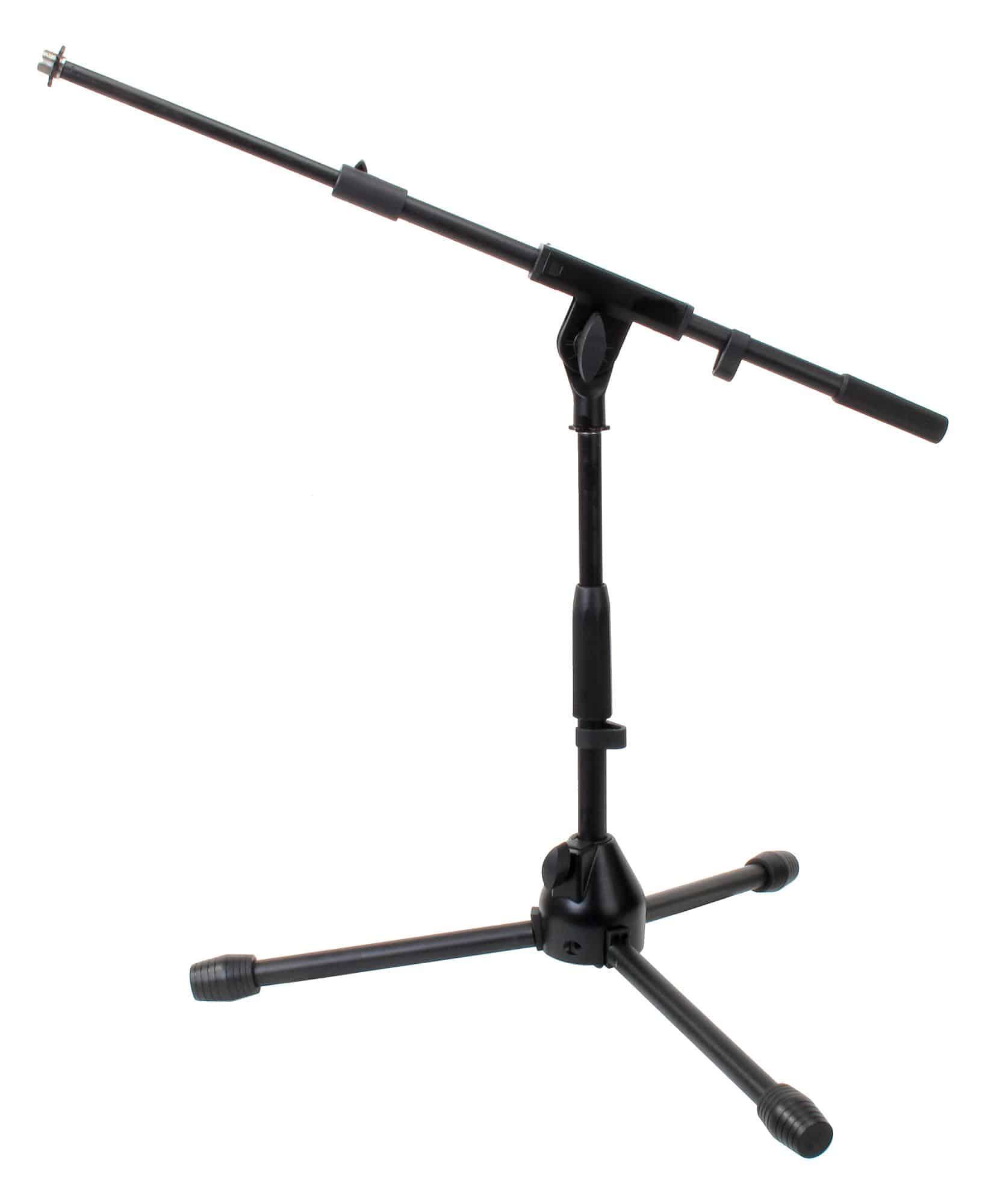 Pronomic MS 420 Mikrofonständer niedrig schwarz Retoure (Zustand sehr gut)