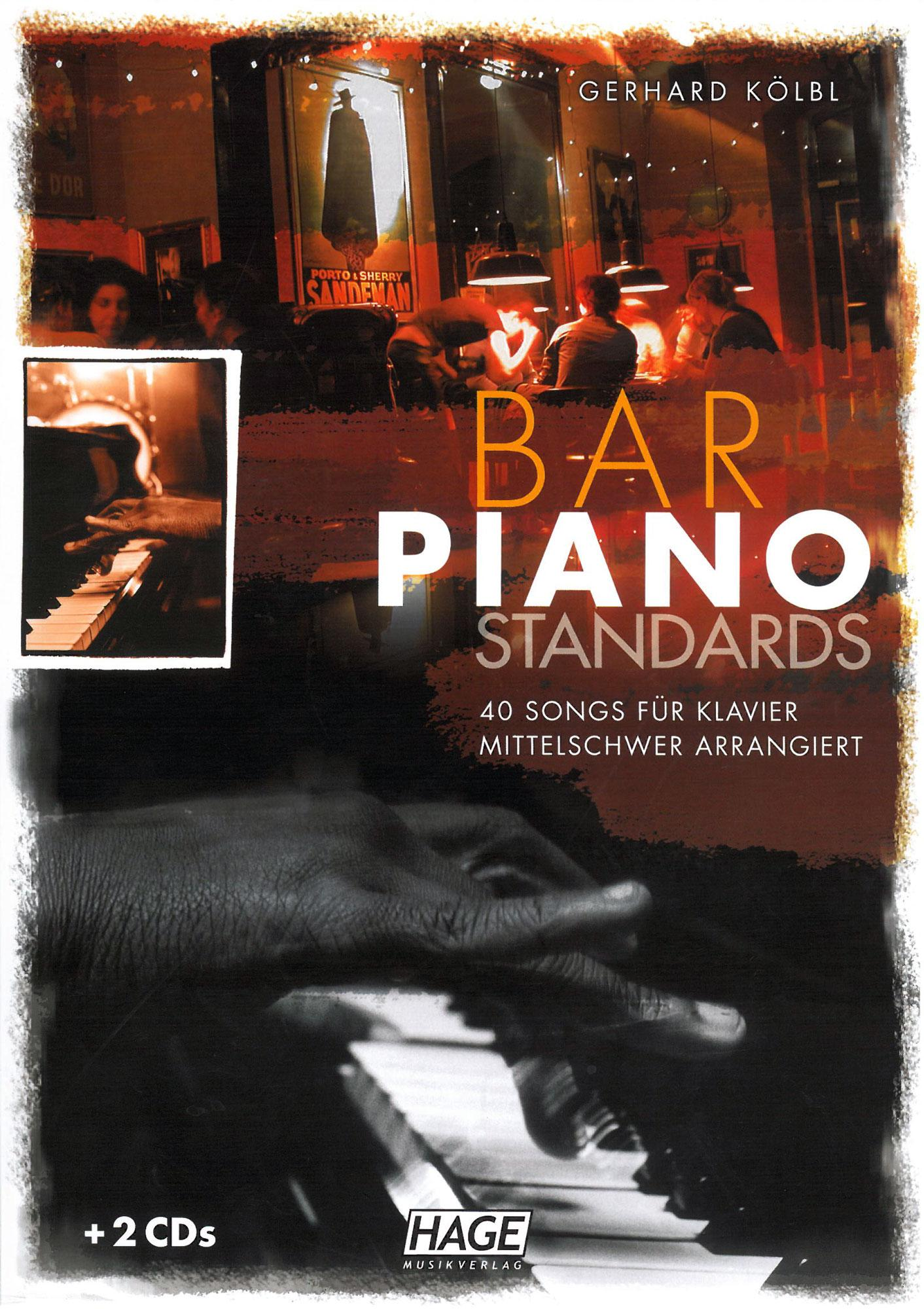 Klavierlernen - Bar Piano Standards - Onlineshop Musikhaus Kirstein