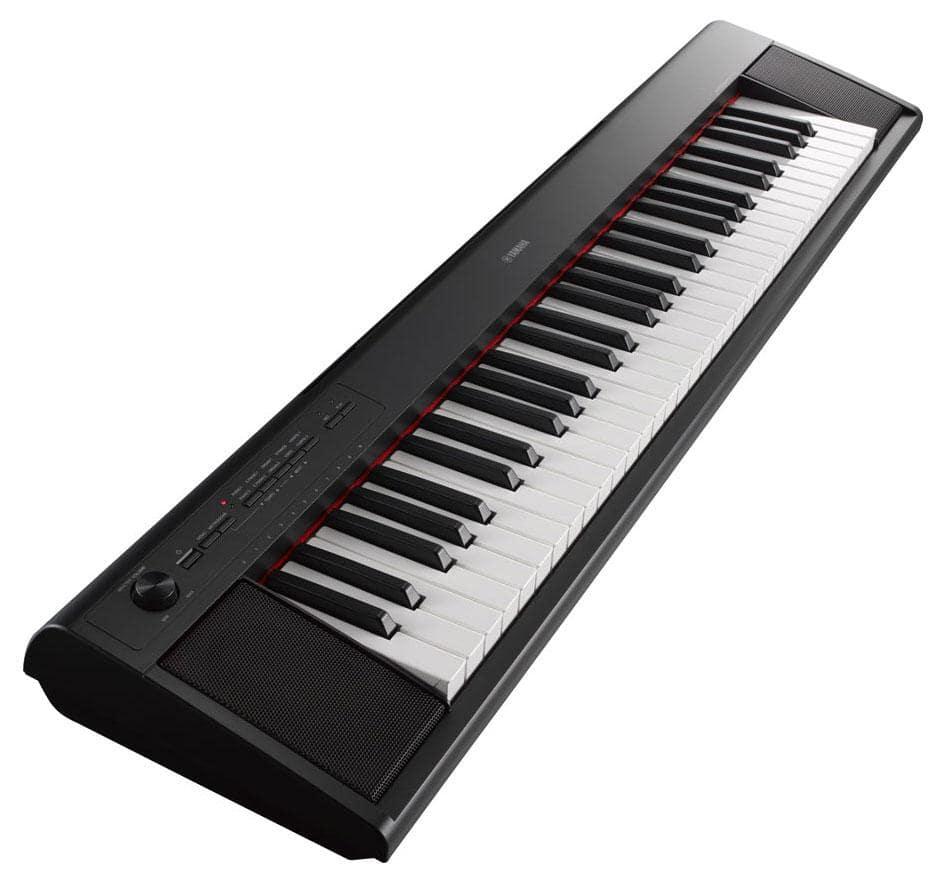 Stagepianos - Yamaha NP 12B Stagepiano Schwarz - Onlineshop Musikhaus Kirstein