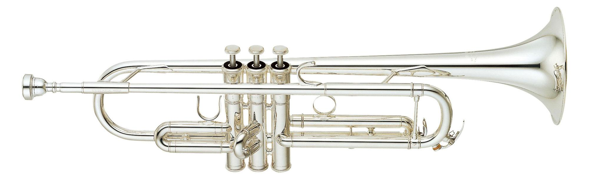 Trompeten - Yamaha Professional YTR 6335 S Bb Trompete versilbert - Onlineshop Musikhaus Kirstein