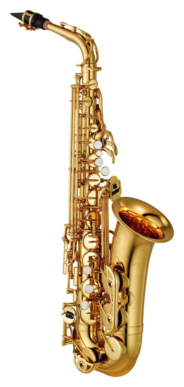 Saxophone - Yamaha YAS 480 Alt Saxophon - Onlineshop Musikhaus Kirstein