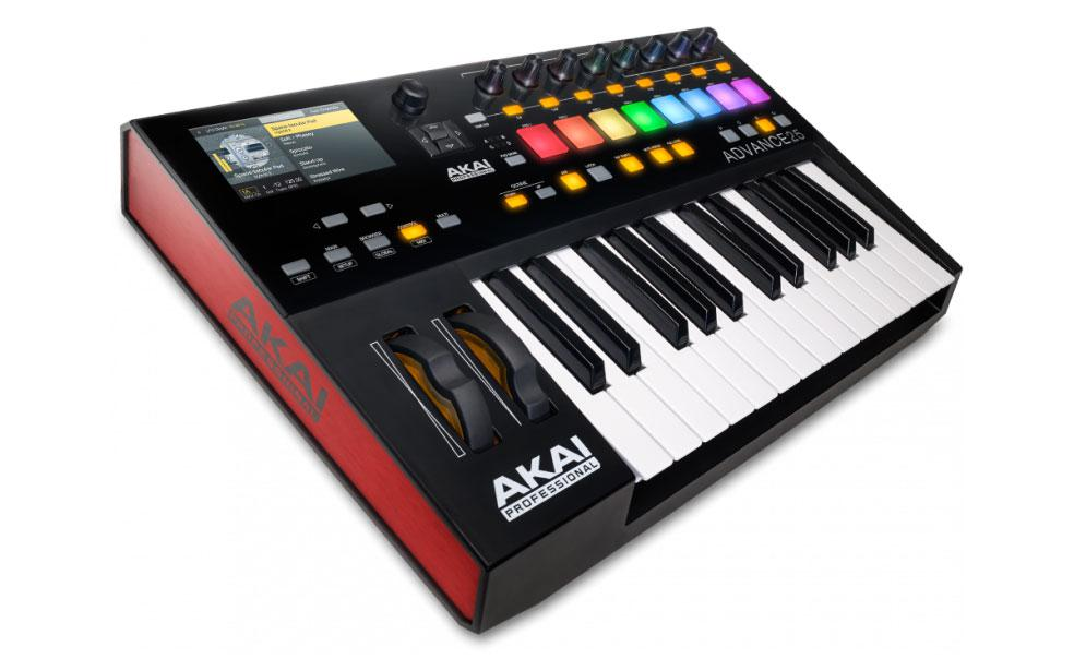 Akai Advance 25 Masterkeyboard