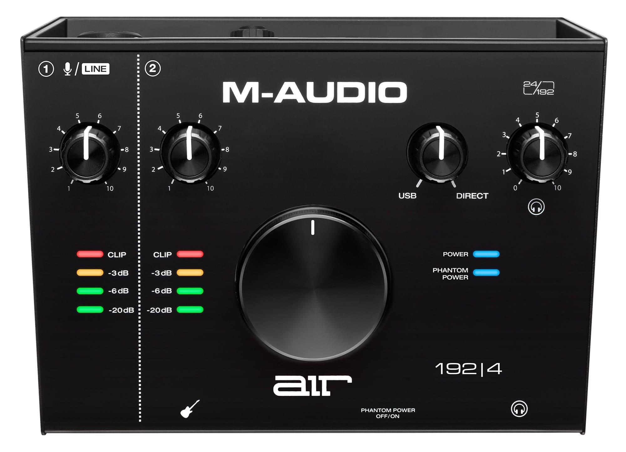 Pchardware - M Audio AIR 192|4 - Onlineshop Musikhaus Kirstein