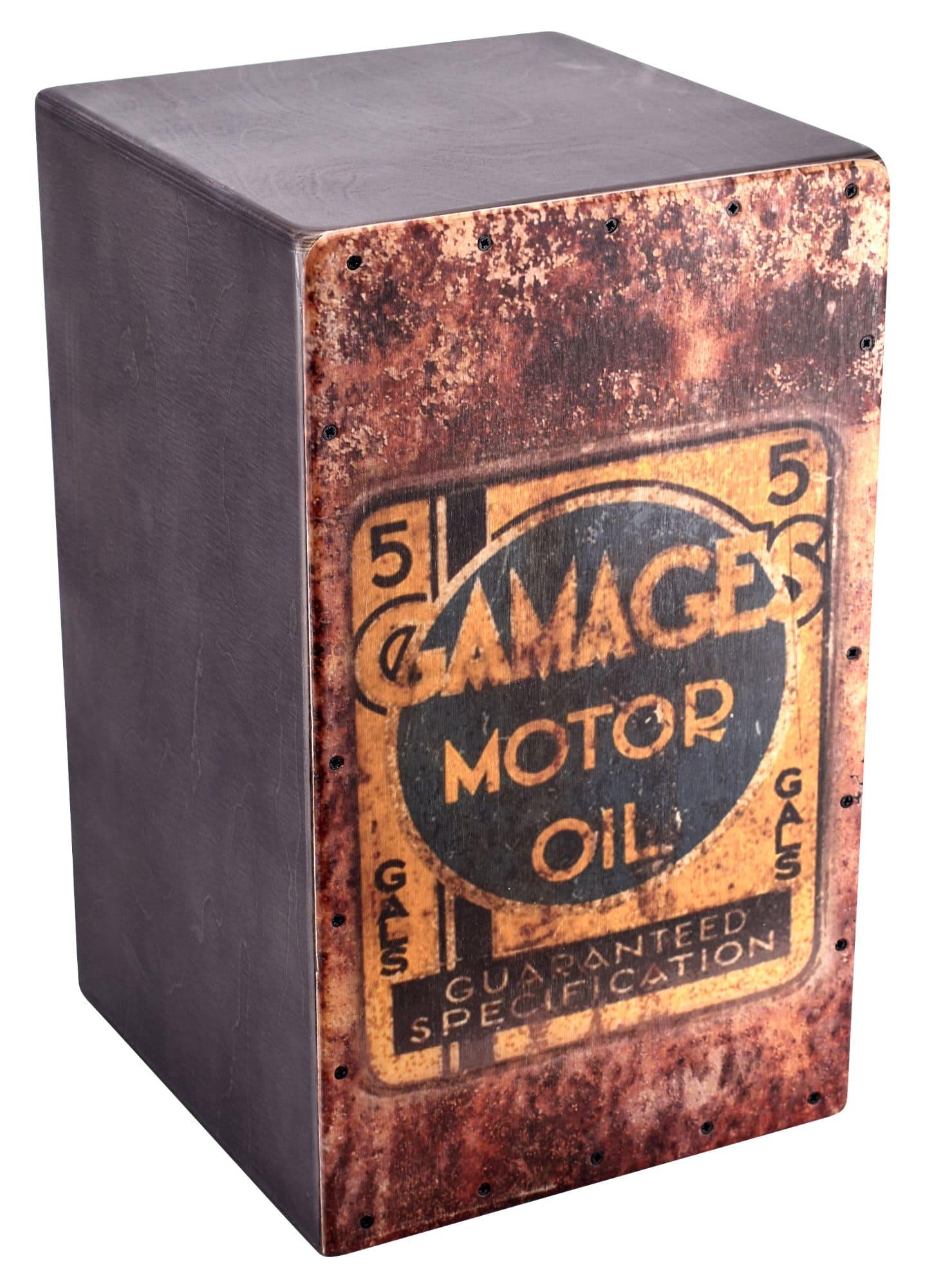 VOLT Cajon 'Motor Oil'
