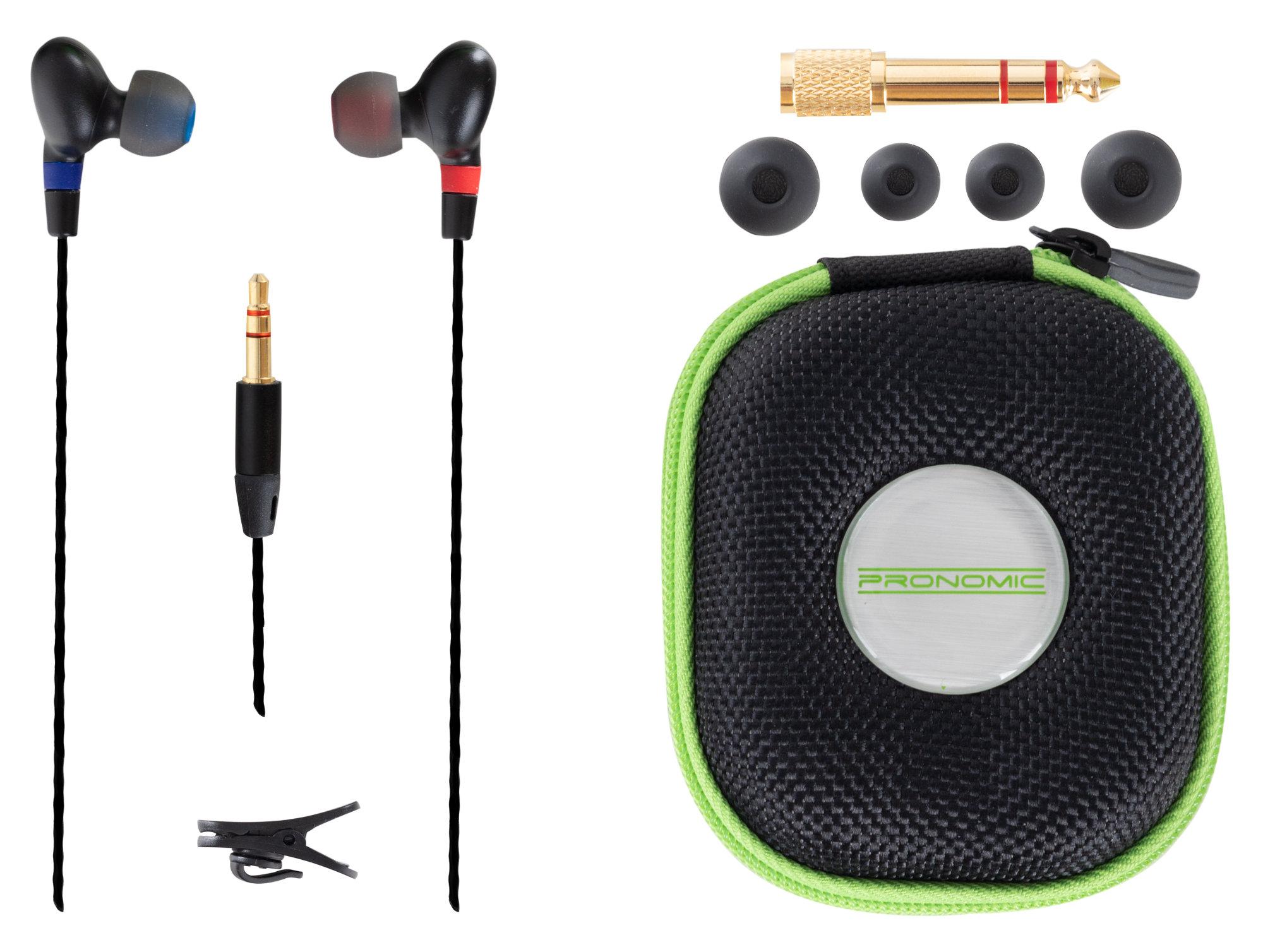 Kopfhoerer - Pronomic iPH 115 In Ear Kopfhörer 1,5m - Onlineshop Musikhaus Kirstein