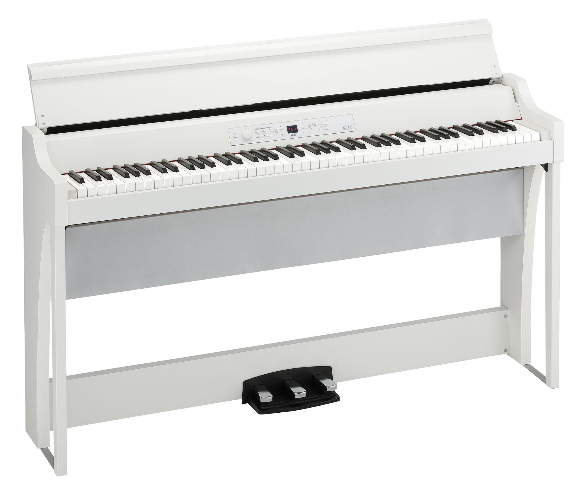 Korg G1 Air WH Digital Piano weiß