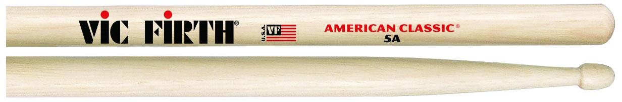 Vic Firth Holz Drumsticks American Classic 5A