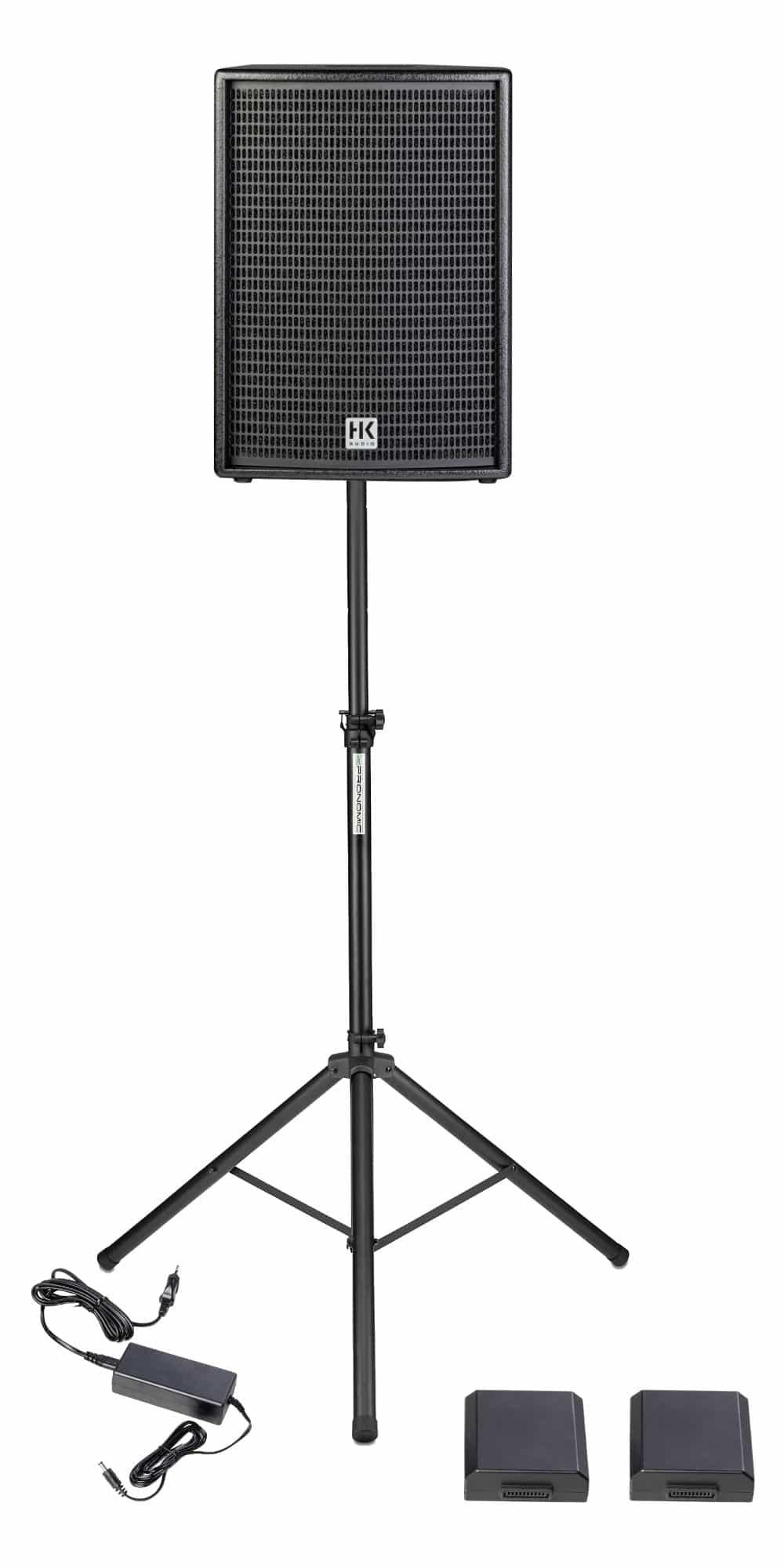 Boxenkomplettanlagen - HK Audio Premium PR O Move 8 Multifunktionslautsprecher Set - Onlineshop Musikhaus Kirstein