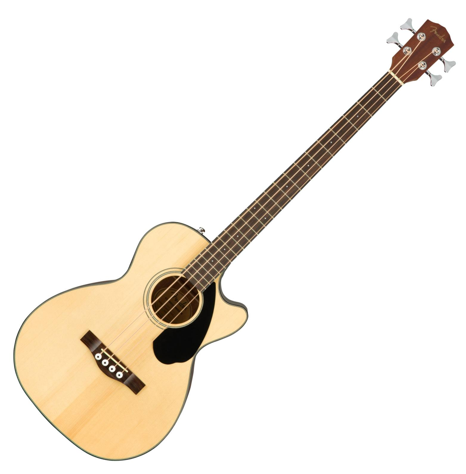 Akustikbass - Fender CB 60SCE IL NAT - Onlineshop Musikhaus Kirstein
