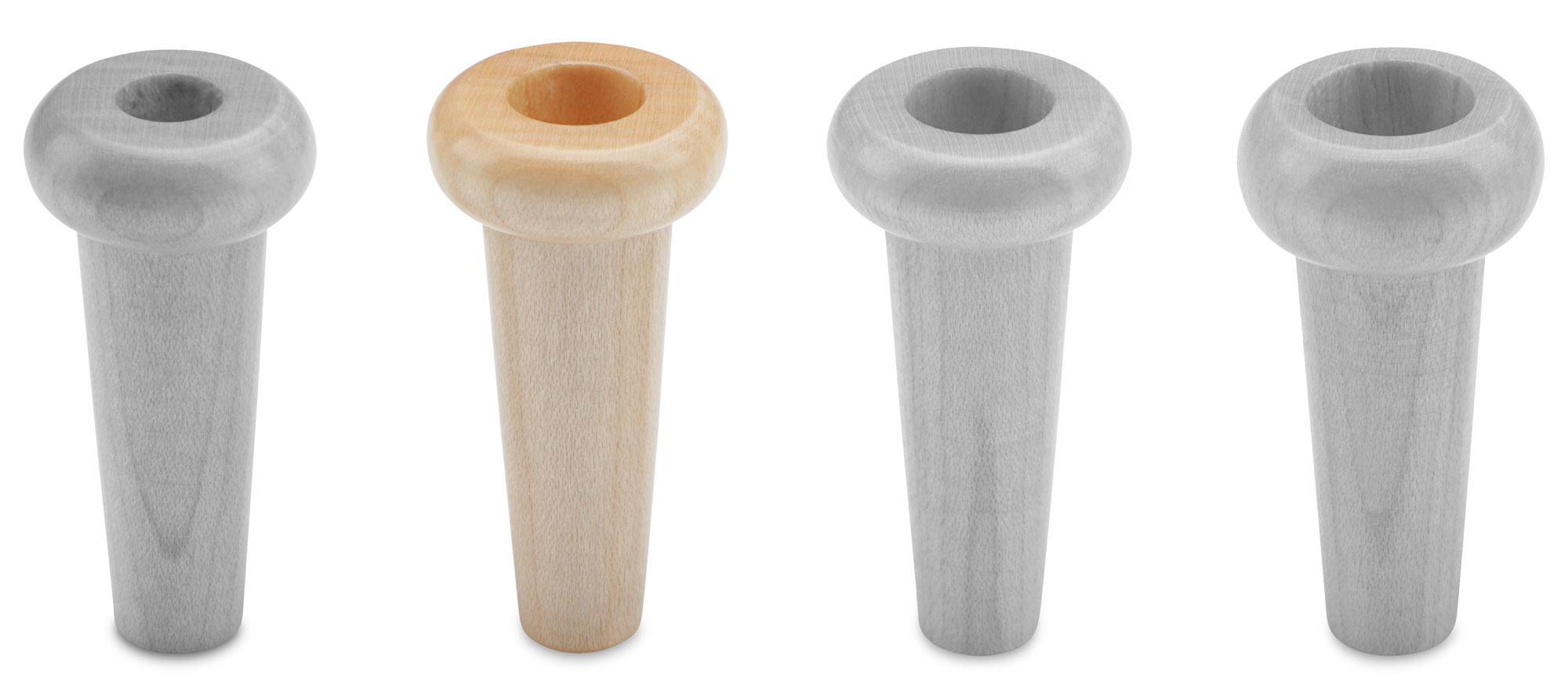 Lechgold ADA2 Adapter Alphorn für Flügelhorn und Trompetenmundstück