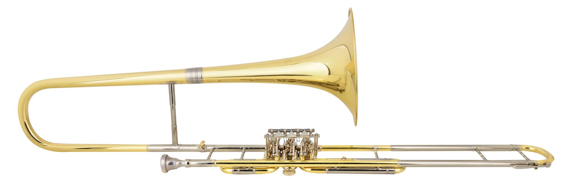 Posaunen - Cerveny CVVT571 3 Ventilposaune - Onlineshop Musikhaus Kirstein
