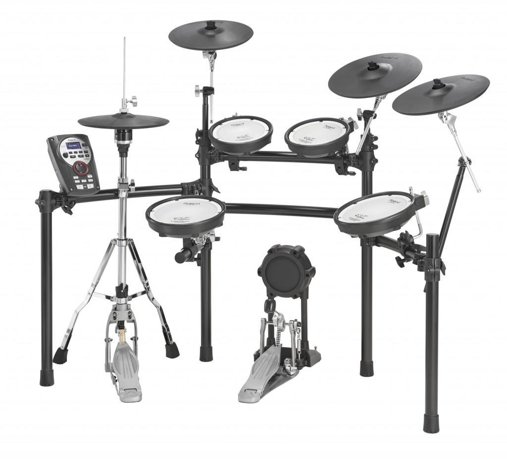 Roland TD 11KVSE V Drum Kit inkl. MDS 9V Drumrack