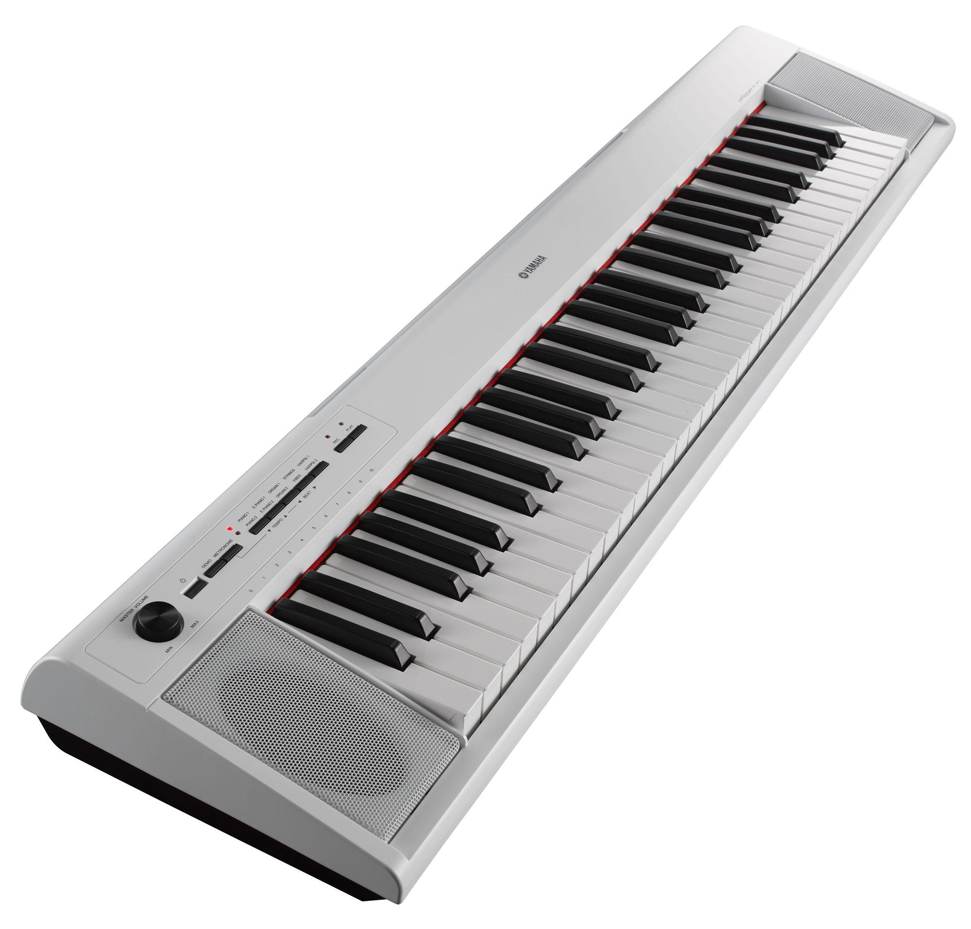 Yamaha NP 12WH Stagepiano weiß