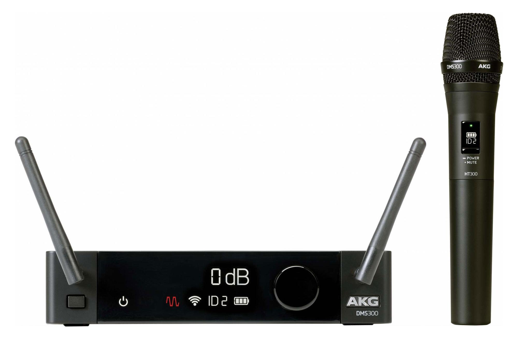 Mikrofone - AKG DMS300 Vocal Set P5 Retoure (Zustand sehr gut) - Onlineshop Musikhaus Kirstein