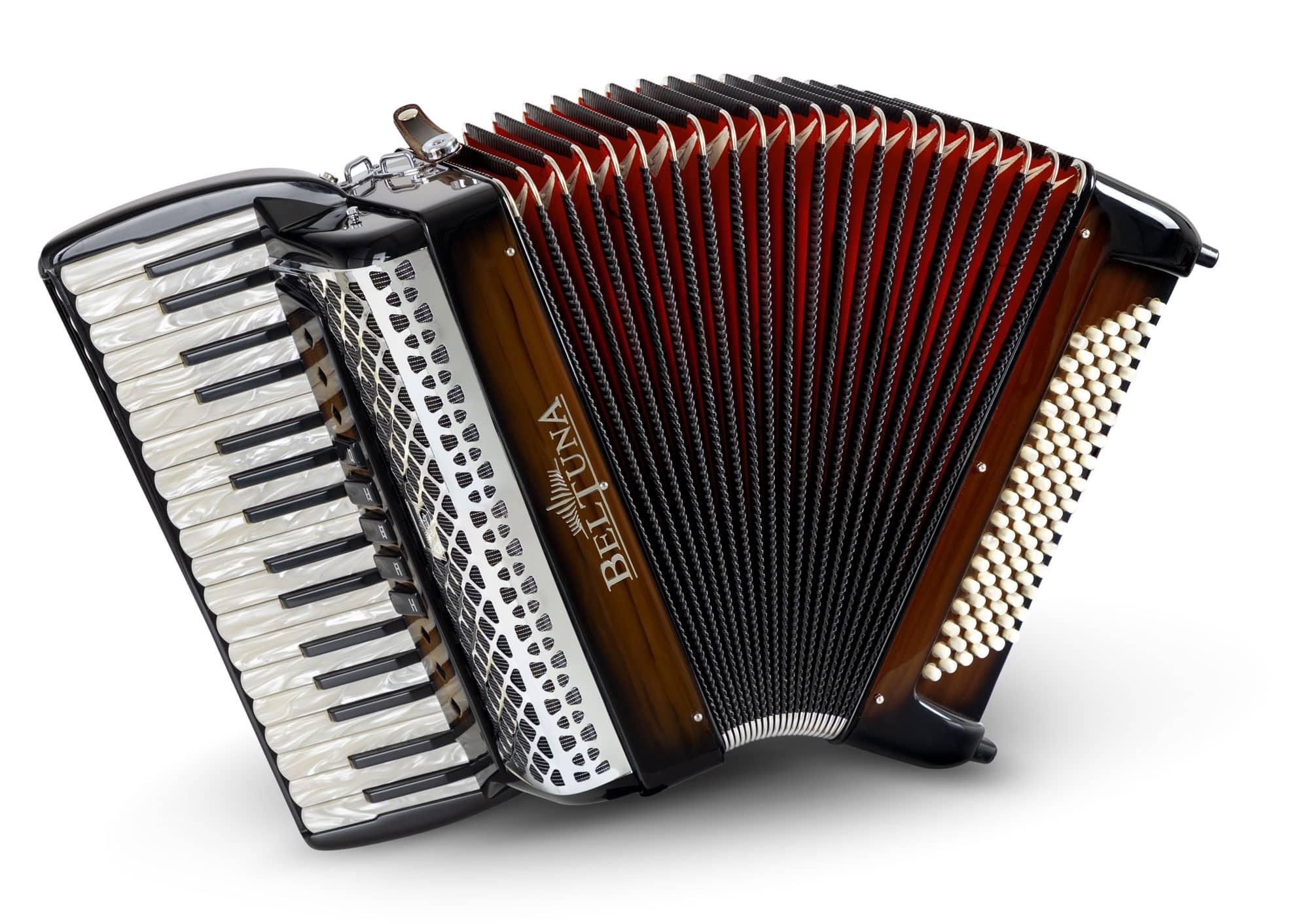 Akkordeons - Beltuna Studio III 34 96 Helikon Harmonikordeon - Onlineshop Musikhaus Kirstein