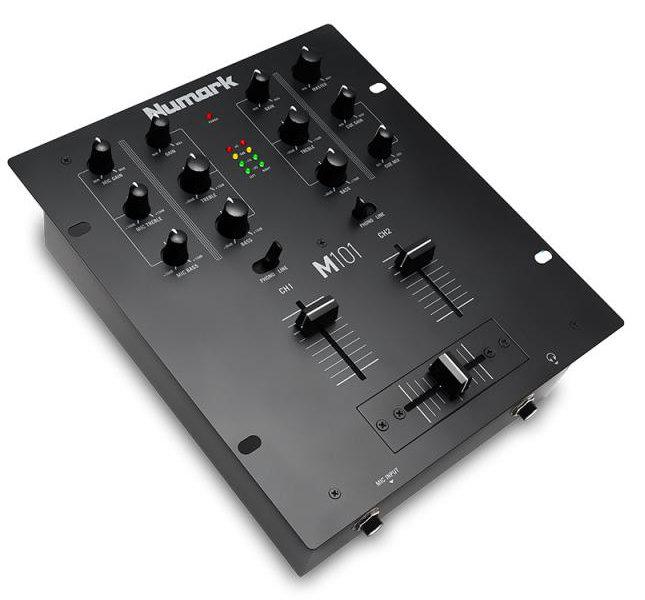 Djmixer - Numark M101 Black - Onlineshop Musikhaus Kirstein