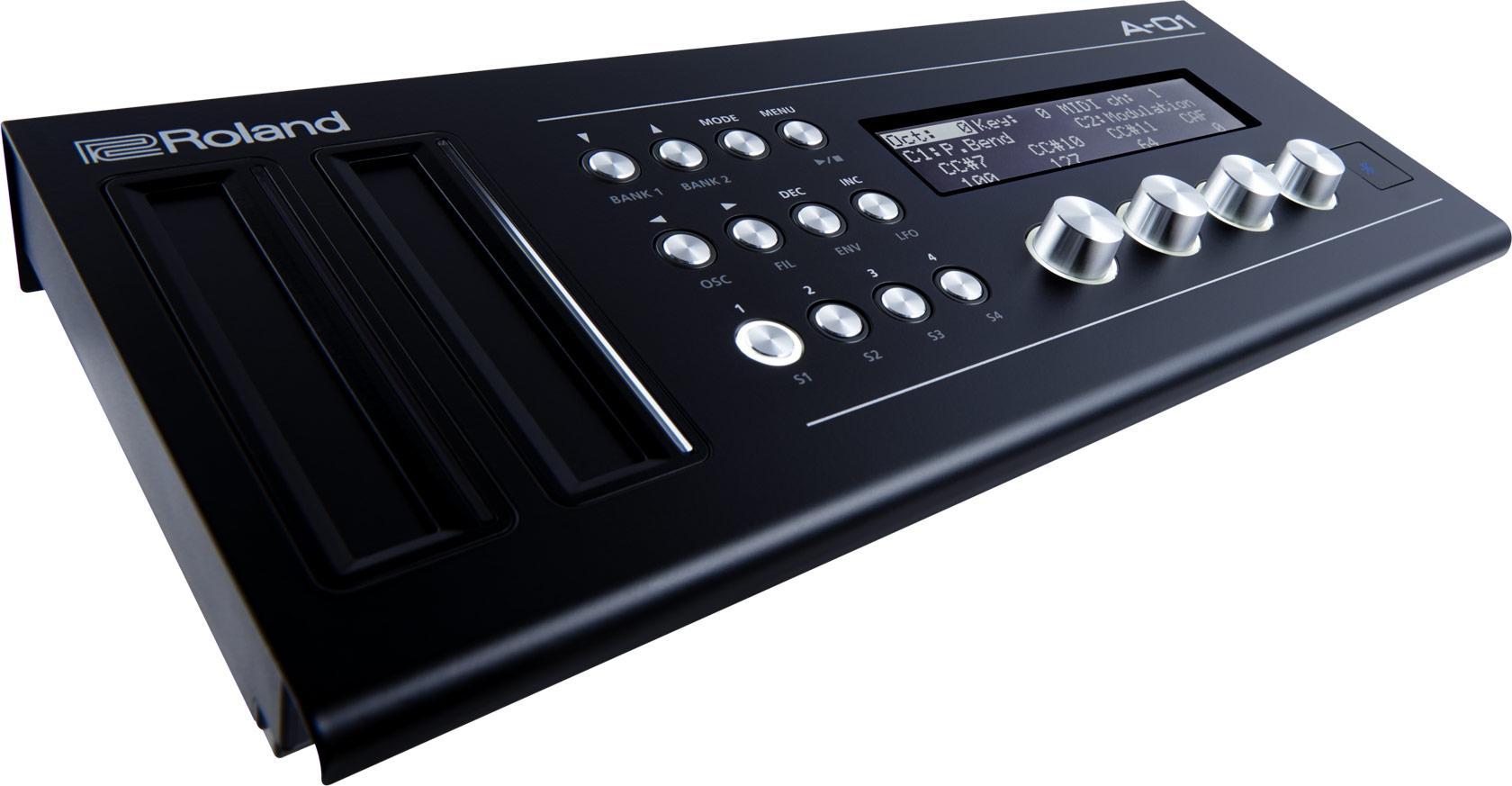 Roland A 01 Midi Controller Generator