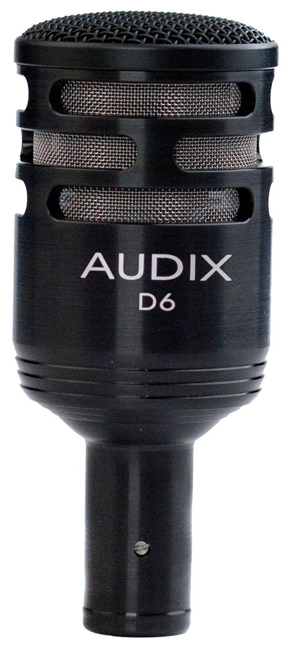 Audix D6 Dynamisches Mikrofon