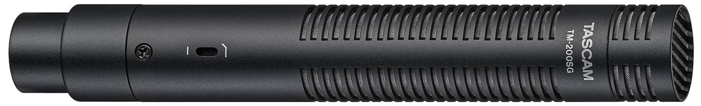 Mikrofone - Tascam TM 200SG Richtrohr Kondensatormikrofon - Onlineshop Musikhaus Kirstein