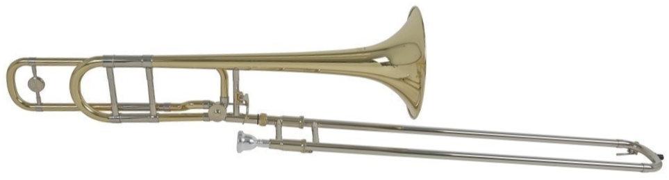 Posaunen - Bach TB 450B Bb|F Tenorposaune - Onlineshop Musikhaus Kirstein