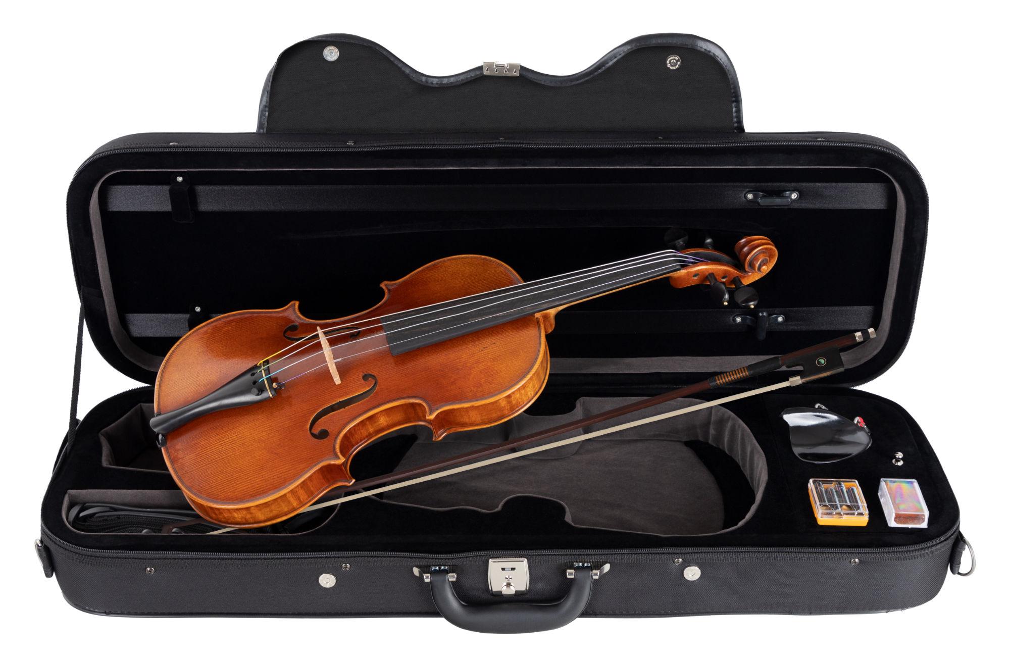 Violinen - Höfner H115 AS V Stradivari 4|4 Violinset - Onlineshop Musikhaus Kirstein