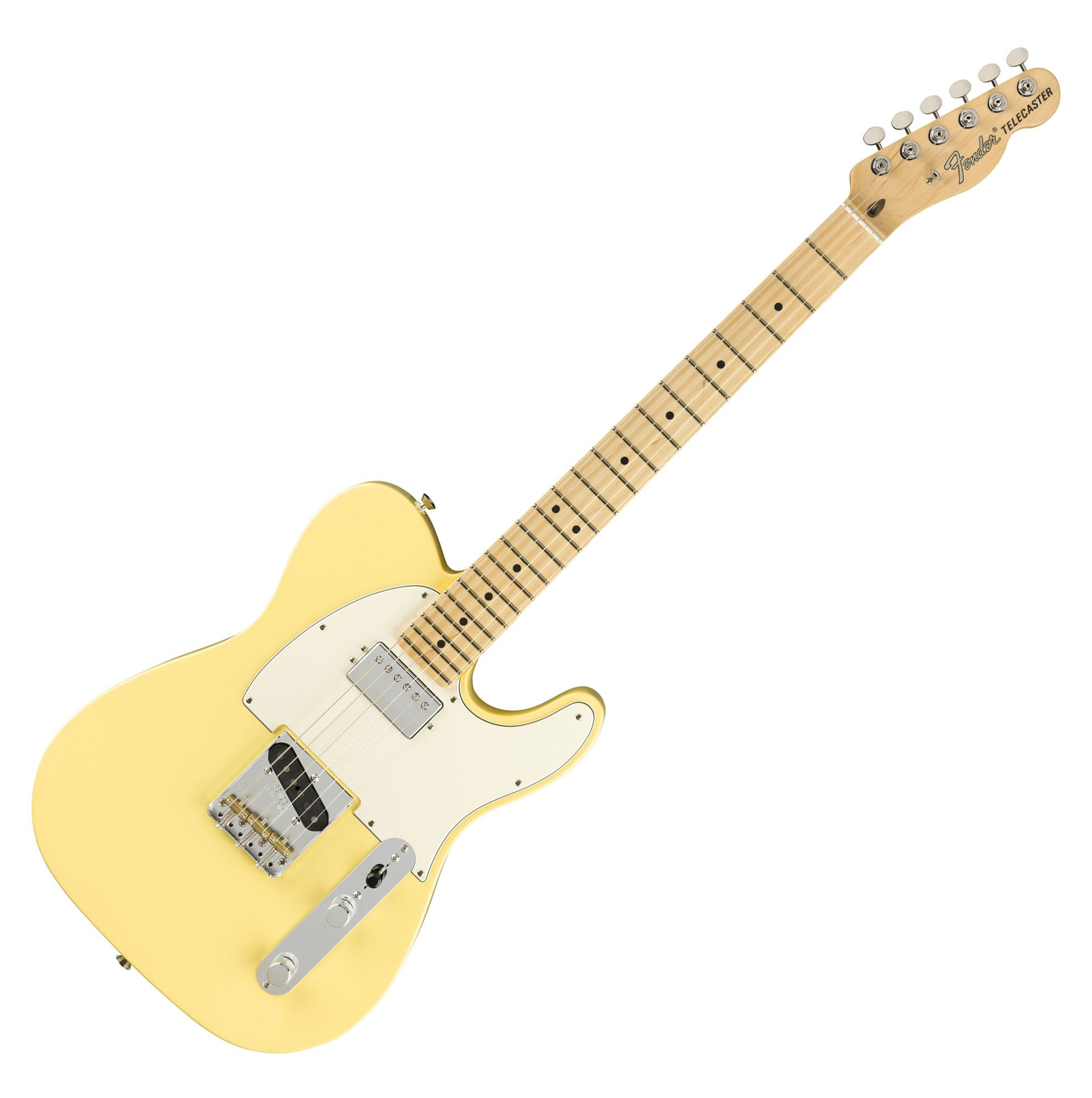 Egitarren - Fender American Performer Tele HUM MN VWT - Onlineshop Musikhaus Kirstein