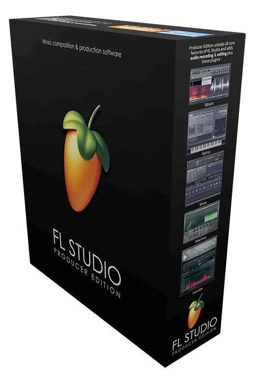 Studiosoftware - Image Line FL Studio 20 Producer Edition - Onlineshop Musikhaus Kirstein