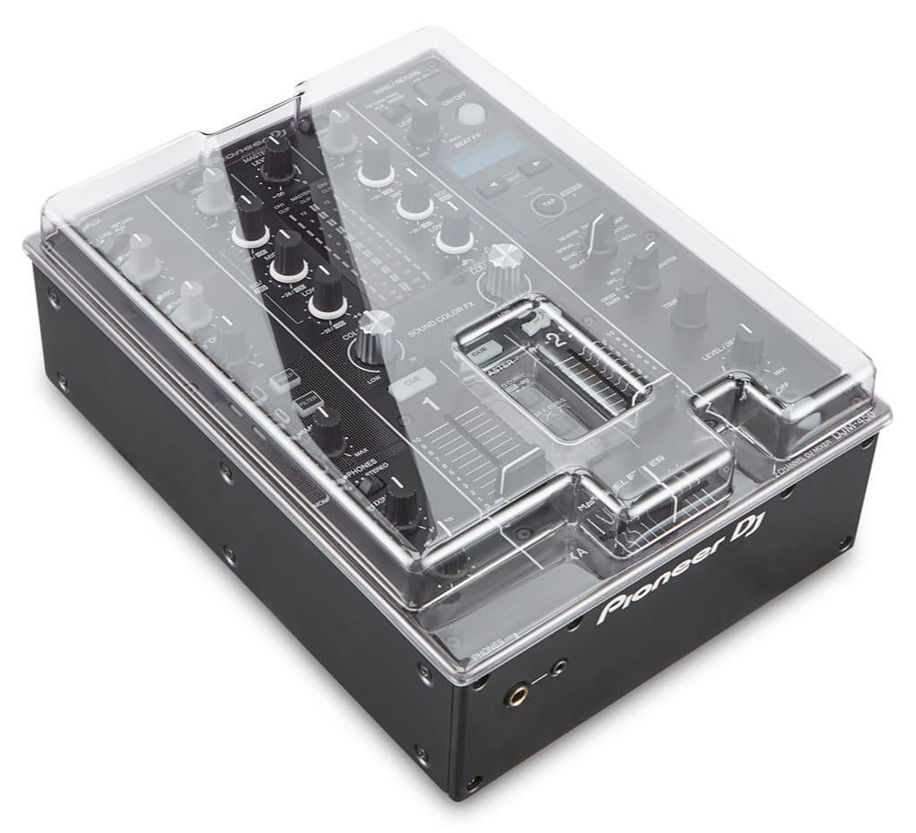 Djzubehoer - Decksaver Pioneer DJM 250 MK2 | DJM 450 - Onlineshop Musikhaus Kirstein