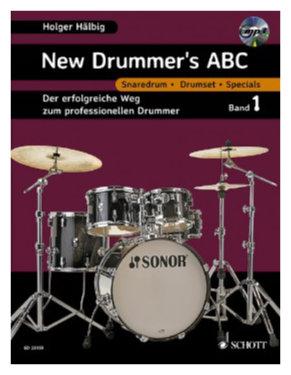 Drumslernen - New Drummer's ABC - Onlineshop Musikhaus Kirstein