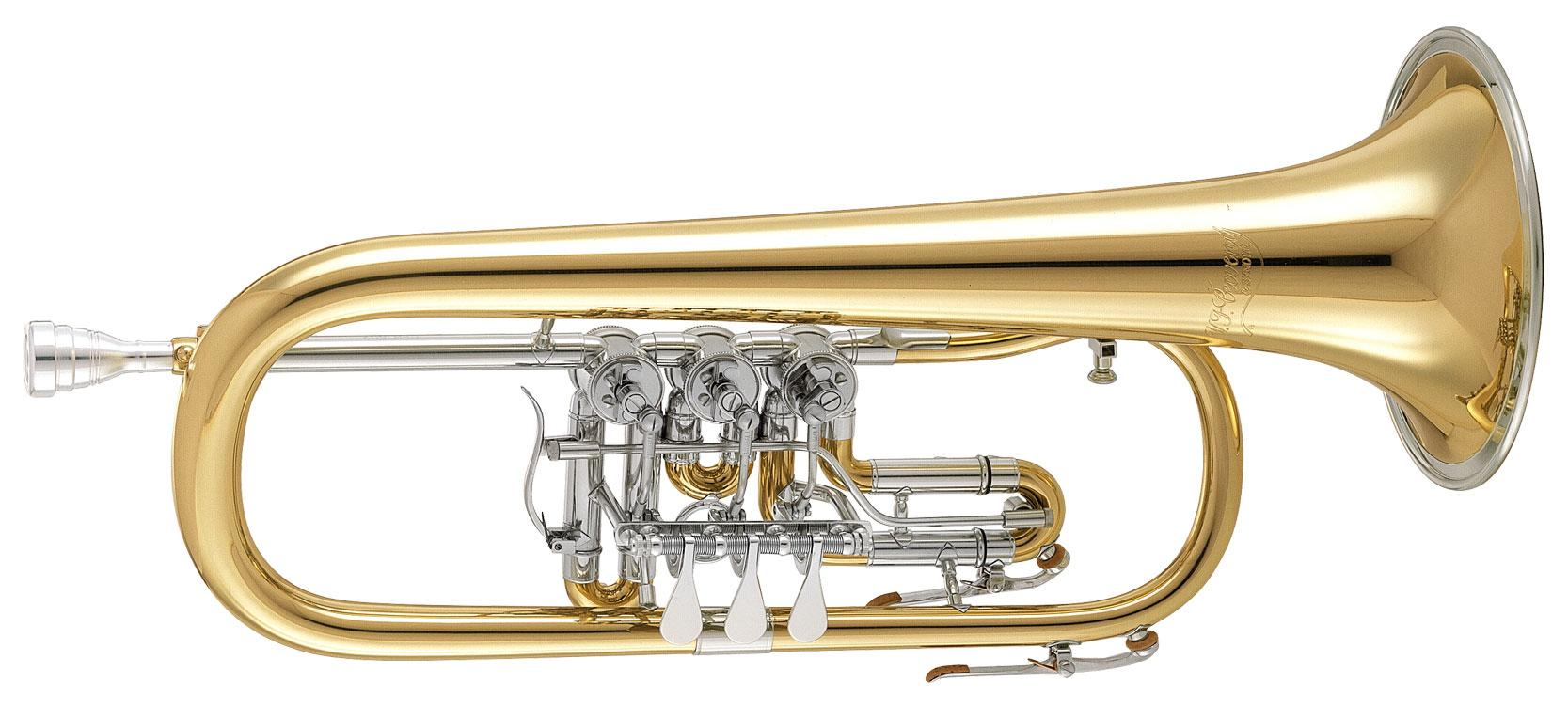 Cerveny CVFH502R Flügelhorn